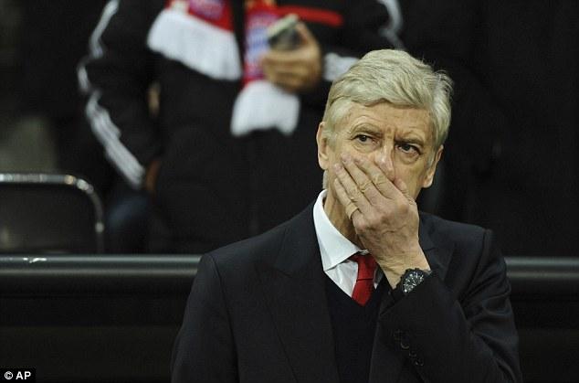 """Arsenal: Wenger sẵn sàng ra đi sau """"vết nhơ"""" trên đất Đức - 1"""