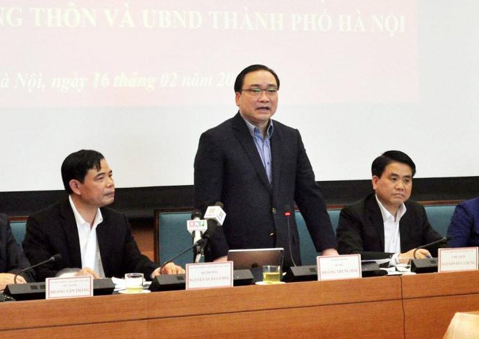 Hà Nội sắp có chợ đầu mối 250 triệu USD bán thực phẩm sạch - 1
