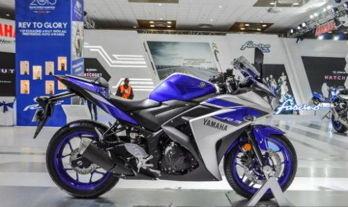 Yamaha YZF-R3 liên tục dính lỗi - 1