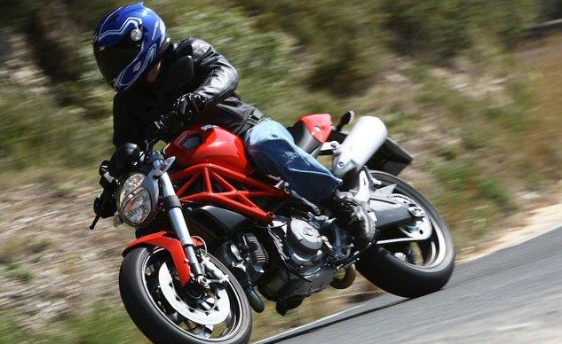 Top 10 mô tô dành cho người khiêm tốn chiều cao - 1