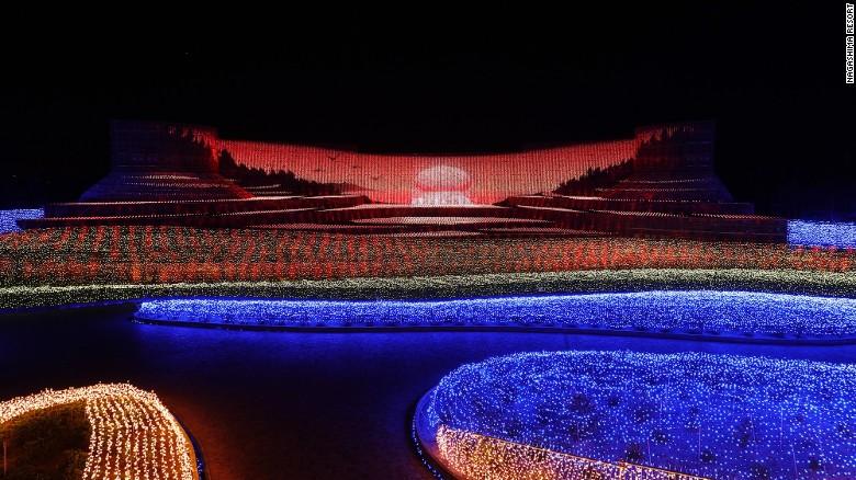 Choáng ngợp trước vẻ huyền ảo của lễ hội ánh sáng ở Nhật - 3
