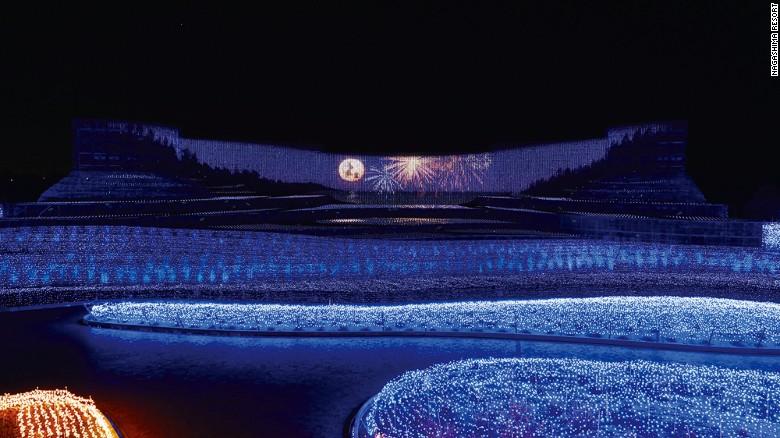 Choáng ngợp trước vẻ huyền ảo của lễ hội ánh sáng ở Nhật - 6