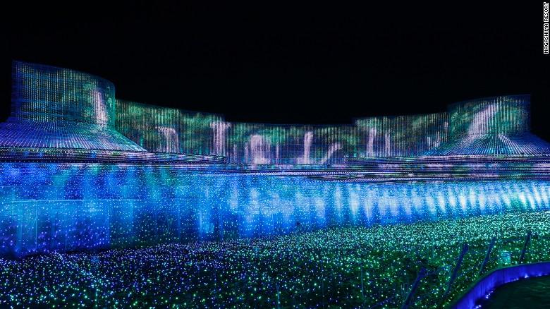 Choáng ngợp trước vẻ huyền ảo của lễ hội ánh sáng ở Nhật - 4