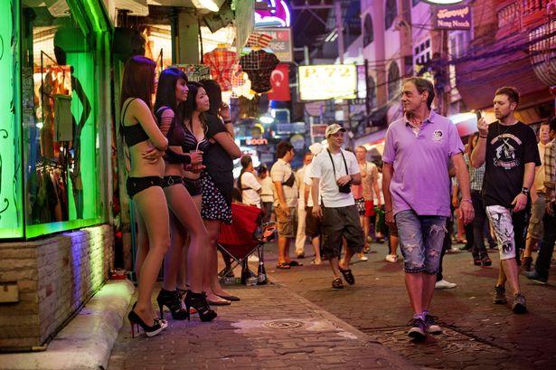 Thành phố có số lượng gái mại dâm lớn nhất thế giới - 1