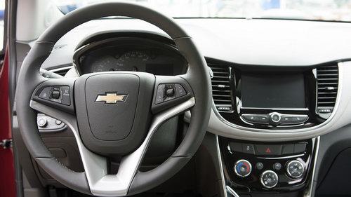 Chevrolet Trax chốt giá 769 triệu đồng tại Việt Nam - 4