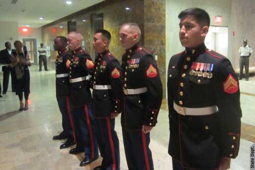 Mỹ sẽ đưa lính thủy đánh bộ đến bảo vệ cơ sở ở Đài Loan? - 1