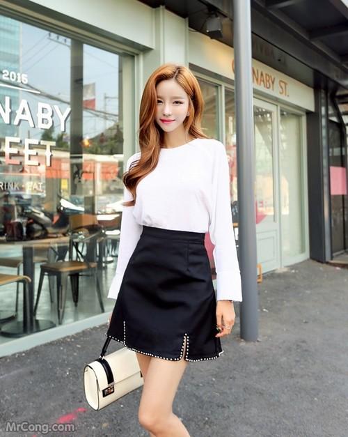 10 bóng hồng hot nhất trên Facebook Hàn Quốc tuần qua - 11