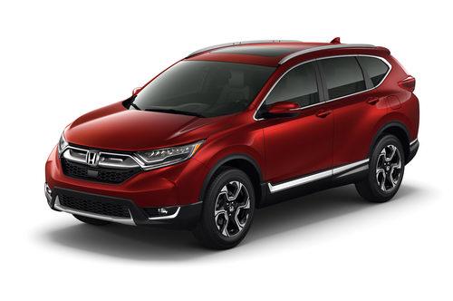 9 mẫu xe ô tô đáng mua nhất 2017 - 2