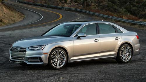 9 mẫu xe ô tô đáng mua nhất 2017 - 6