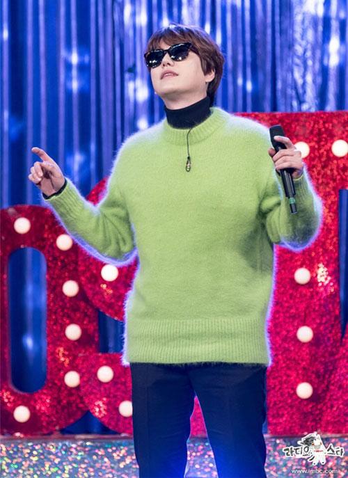 """Sơn Tùng """"đụng độ"""" Lee Min Ho, ai mặc chất hơn? - 7"""