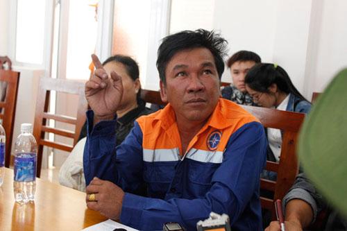 Tàu cá nổ trên biển Vũng Tàu: 9 người trong gia đình gặp nạn - 5