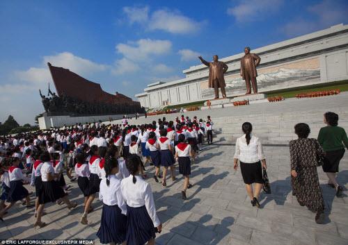 Ảnh: Người dân Triều Tiên làm gì vào ngày nghỉ? - 3