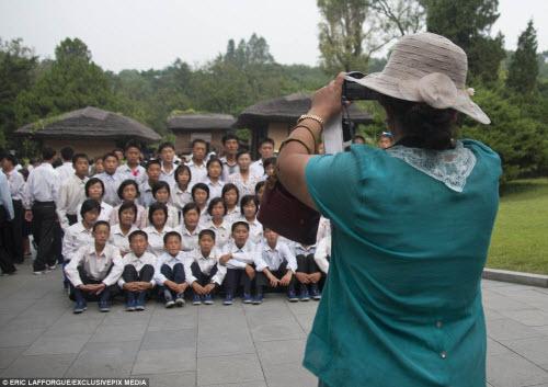 Ảnh: Người dân Triều Tiên làm gì vào ngày nghỉ? - 10