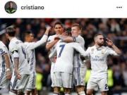 """Bóng đá - """"Messi mới"""" nịnh Ronaldo, đánh tiếng đến Real Madrid"""