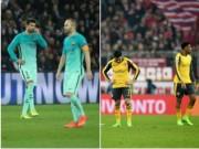 Bóng đá - Thua 4 bàn vẫn thoát hiểm: Barca, Arsenal nên học Real