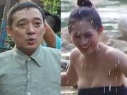 Cảnh phim Chiến Thắng nhìn trộm 4 sơn nữ tắm suối gây sốt