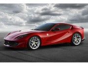 Siêu xe Ferrari 812 Superfast ra mắt