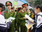 Giáo dục - du học - Thí sinh lựa chọn sơ tuyển Công an có được lựa chọn vào Quân đội?