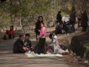 Ảnh: Người dân Triều Tiên làm gì vào ngày nghỉ?