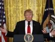 """Trump họp báo, nổi giận vì thừa hưởng """"một mớ hỗn độn"""""""