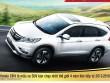 """Honda Việt Nam ưu đãi """"lộc vàng đầu xuân"""" hấp dẫn dành cho Honda CR-V!"""