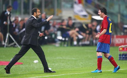 Messi gọi điện cầu cứu Guardiola: Câu trả lời từ Pep - 4