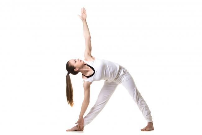 """7 động tác yoga giúp """"núi đôi"""" nuột nà, hấp dẫn - 5"""