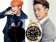 """Lác mắt ngắm đồng hồ tiền tỷ """"độc - chất"""" của sao Kpop"""
