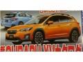 Ô tô - Subaru XV thế hệ mới lộ hình ảnh ấn tượng
