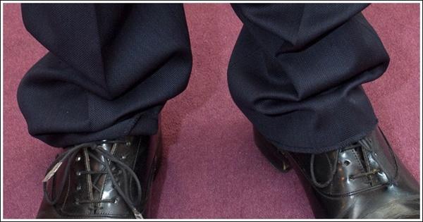 Những lỗi phục trang phục đàn ông thường mắc phải - 1