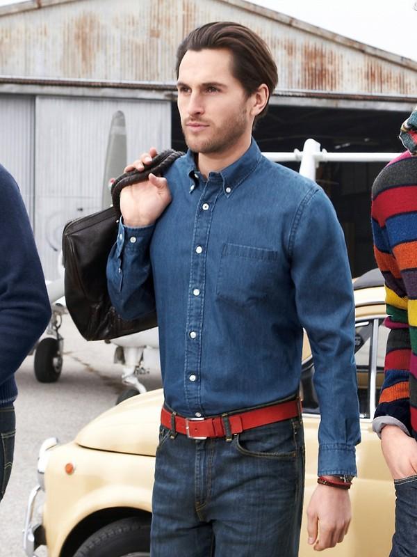 Những lỗi phục trang phục đàn ông thường mắc phải - 8