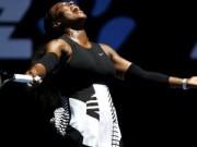 """Thể thao - 10 tay vợt nữ vĩ đại nhất: Serena số 1, Sharapova """"mất tích"""""""