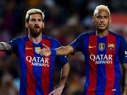 """Messi chưa gia hạn, Ro béo lo Barca """"phản thùng"""""""