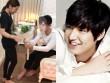 Cười ngất với món quà chồng tặng vợ mê trai đẹp Lee Min Ho