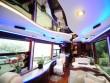 TQ: Xe bus sang chảnh 27 tỉ như khách sạn năm sao