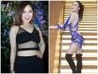 Hương Tràm khoe đường cong hấp dẫn với váy tua rua cô-ban