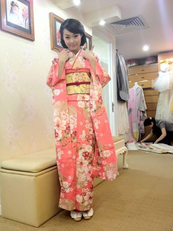 HH Mỹ Linh, Hari Won diện kimono đẹp tựa gái Nhật - 12