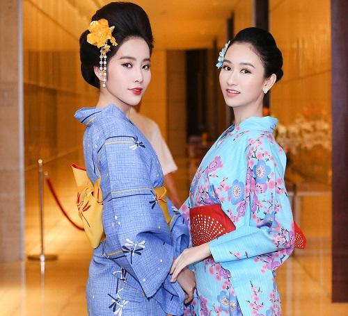 """Mỹ Linh, Nam Em, Đông Nhi... """"biến hình"""" nhờ son phấn - 3"""