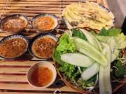 """Những món ăn xứ Quảng """"nhìn phát thèm"""" ở Sài Gòn"""