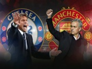 """MU tái ngộ Chelsea: Mourinho nguy cơ vỡ mộng """"ăn 3"""""""