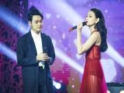 Quang Vinh, Thu Thủy khiến fan thích thú với giọng hát ngọt ngào