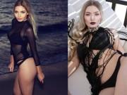 """""""Đứng ngồi khó yên"""" vì vẻ bốc lửa của Hoa hậu Đức 2017"""