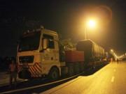 Đêm nay (20/2) sẽ cẩu tàu lên đường sắt Cát Linh-Hà Đông