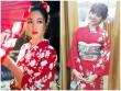 HH Mỹ Linh, Hari Won diện kimono đẹp tựa gái Nhật