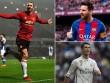 Ibra ghi bàn vượt Ronaldo & Messi: Vui chẳng tày gang