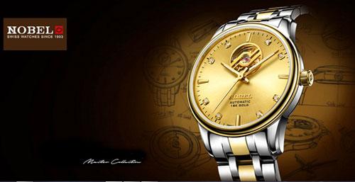 Giải mã thương hiệu đồng hồ Nobel Thụy Sỹ 1903 - 4