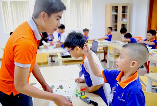 """Chọn trường Quốc tế cho con: Phụ huynh ngày càng """"khó tính"""" - 1"""