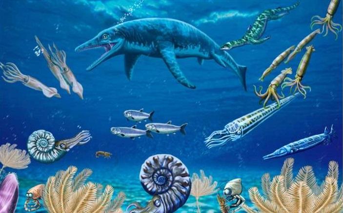 Sự sống hồi phục nhanh không ngờ sau Đại tuyệt chủng - 1