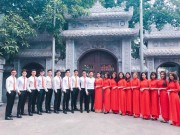 Ca nhạc - MTV - Dàn phù dâu, phù rể cực đẹp trong đám hỏi MC Thành Trung