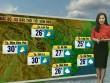 Dự báo thời tiết VTV 21/2: Bắc Bộ nắng nhẹ, Nam Bộ mưa trái mùa